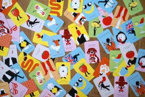 Séverin Millet - Jeux de mémory sur le thème des expressions Française. Edition Marabout